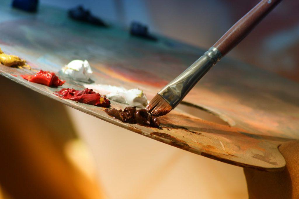 Paint holder