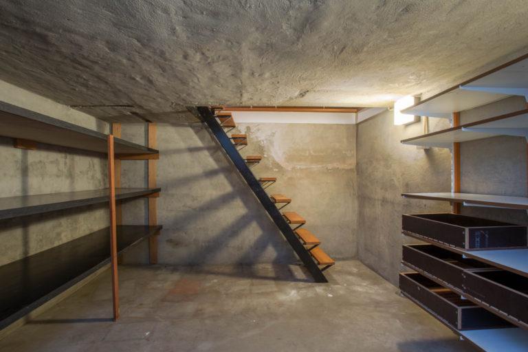 Downstairs basement
