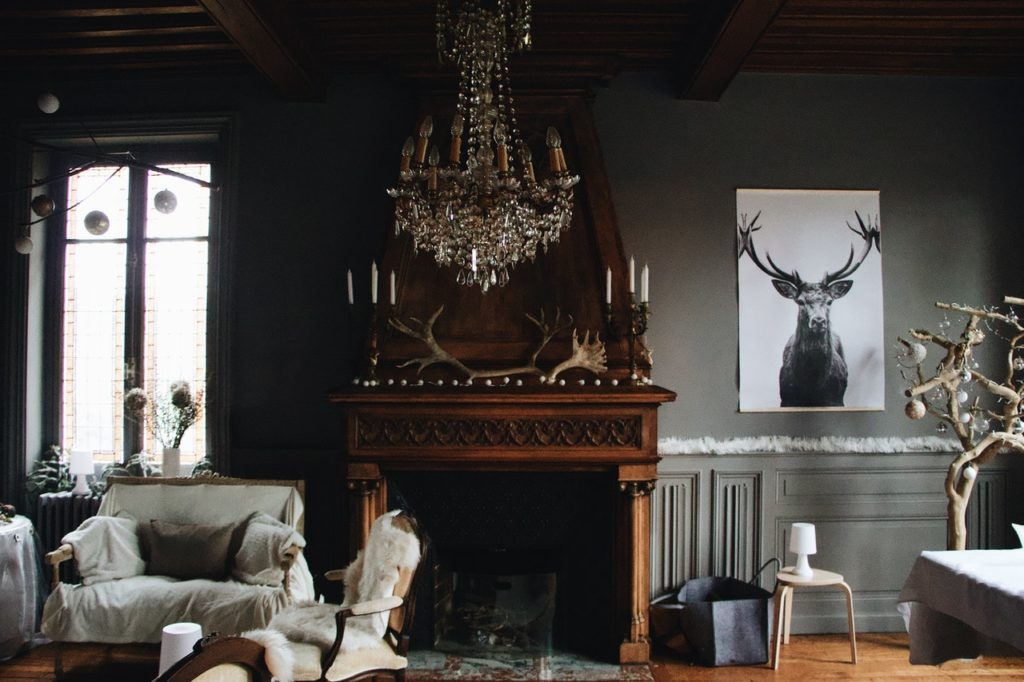 interior traditional style