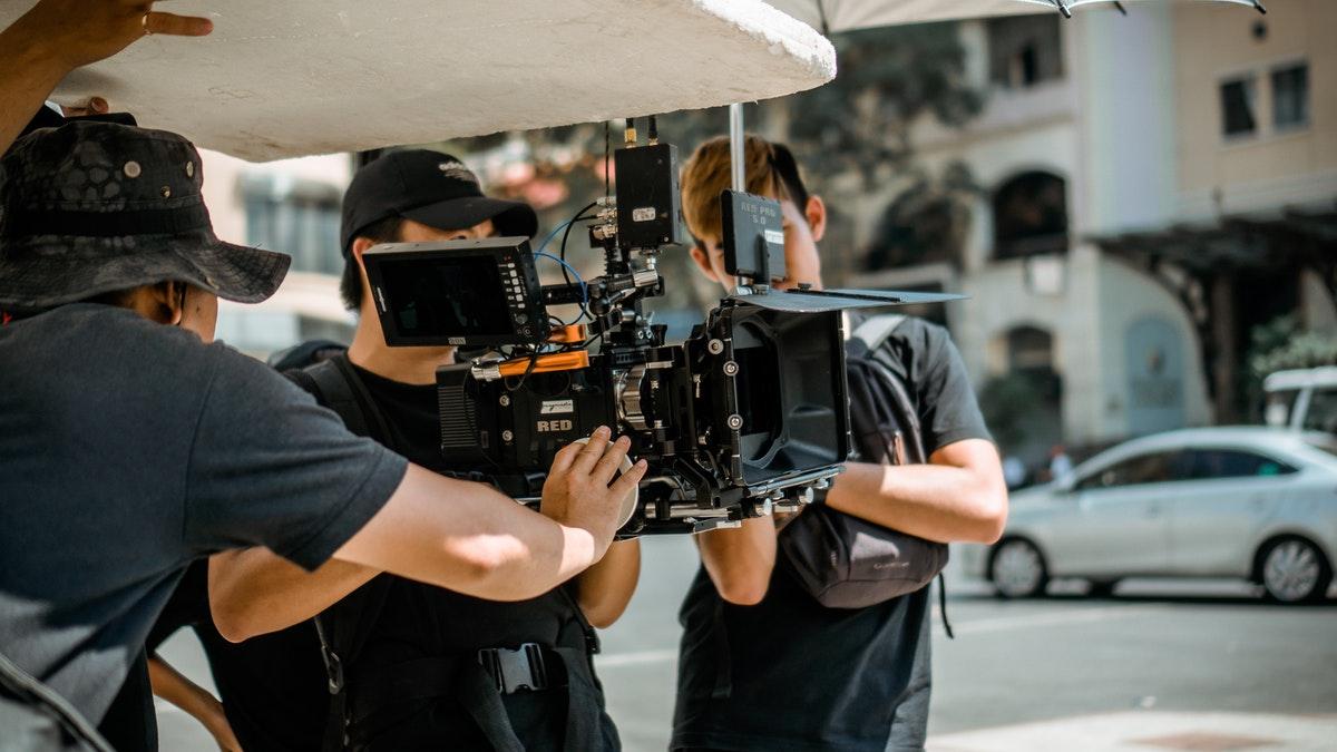 video shoot concept