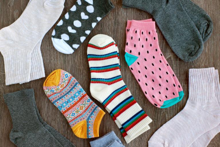 socks concept