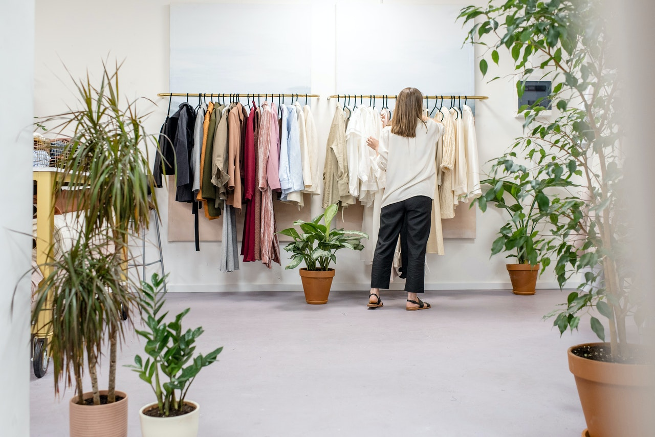 small business physical store