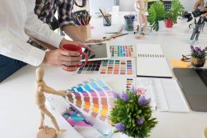 designing clothes