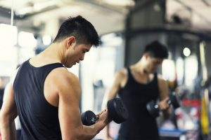 staying healthy through exercise